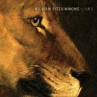 William Fitzsimmons - Lions (Music CD)