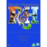 Rodgers And Hammerstein 6 Disc Box Set