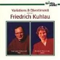 Kuhlau: Variations & Divertimenti, Volume 1