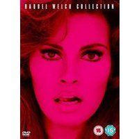 Raquel Welch Collection (Four Discs) (Box Set) - Fathom / Fantastic Voyage / Bandolero / Lady In Cement