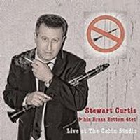 Stewart Curtis - Live at the Cabin Studio (Music CD)