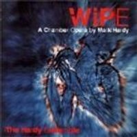 Mark Hardy - Wipe (Music CD)