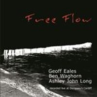 Ashley John Long - Free Flow (Music CD)