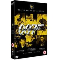 James Bond Ultimate Golden Triple Pack - Goldfinger / The Man With The Golden Gun / Goldeneye (Three Discs) (Box Set)