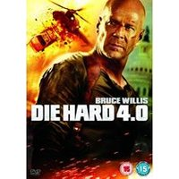 Die Hard 4.0 (Single Disc Edition)