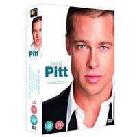 Brad Pitt Collection - Mr And Mrs Smith / Kalifornia / Fight Club / Thelma And Louise / A River Runs Through It