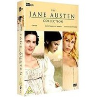 The Jane Austen Collection - Mansfield Park / Northanger Abbey / Emma