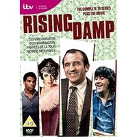 Rising Damp - The Complete Series Plus The Movie