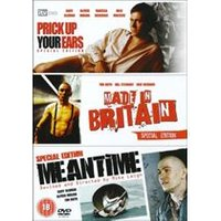 Classic Films Triple - Prick Up Your Ears / Made In Britain / Meantime
