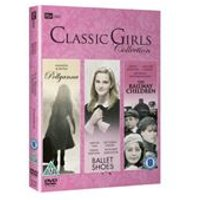 Classic Girls Collection - Pollyanna / The Railway Children / Ballet Shoes