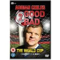 Adrian Chiles 2 Good, 2 Bad - The World Cup