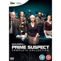 Prime Suspect - Complete Collection (1991 - 2006)
