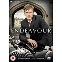 Endeavour - The Origins of Inspector Morse