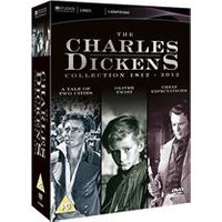 Charles Dickens Box Set (Great Expectations, Oliver Twist, A Tale Of Two Cities)