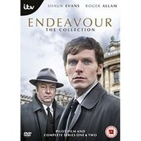 Endeavour Collection: Series 1 & 2 (includes pilot episode)