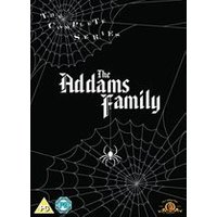 The Addams Family Complete Season 1-3