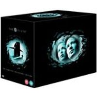 The X Files - The Complete Collectors Edition (61 Discs)