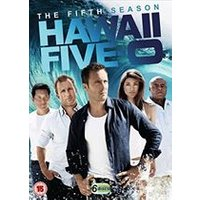 Hawaii Five-O - Season 5 [DVD] [2014]