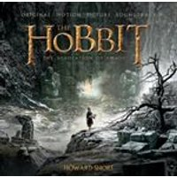Original Soundtrack - The Hobbit: The Desolation Of Smaug (Howard Shore) (Music CD)