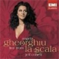 Angela Gheorghiu - Live From La Scala (Music CD)
