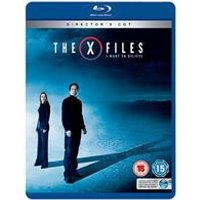 The X Files: I Want to Believe (Directors Cut) [Blu-ray]