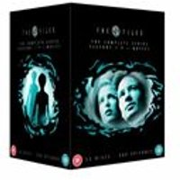 The X Files - Complete Season 1-9
