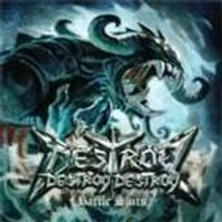 Destroy Destroy Destroy - Battle Sluts (Music CD)