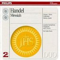 George Frideric Handel - Messiah (Harper/Lso/Davis) (Music CD)