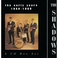 The Shadows - The Early Years: 1959-1966 (Music CD)