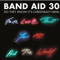 Band Aid 30 - Do They Know Its Christmas? (2014) (Music CD)