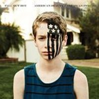 Fall Out Boy - American Beauty/American Psycho (Music CD)