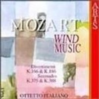 Mozart: Wind Music, Volume 1