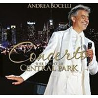 Andrea Bocelli - Concerto: One Night in Central Park (Music CD)