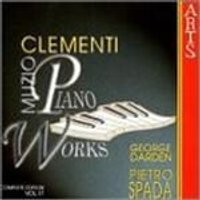 Muzio Clementi - Piano Works Vol. 17 (Music CD)