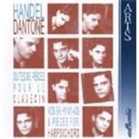 Handel: Harpsichord Suites Vol 2