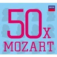Various Artists - 50 x Mozart (Music CD)