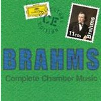 Brahms: Complete Chamber Music (Music CD)