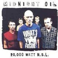 Midnight Oil - 20,000 Watts R.S.L. - Collection (Music CD)