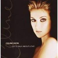 Celine Dion - Lets Talk About Love (Music CD)