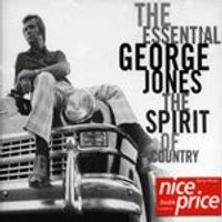 George Jones - The Essential - The Spirit Of Country (Music CD)