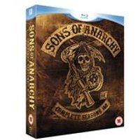Sons of Anarchy: Complete Seasons 1 and 2 (Blu-Ray)