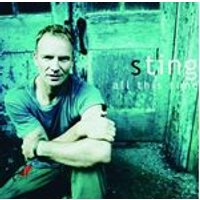 Sting - All This Time (Music CD)