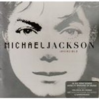 Michael Jackson - Invincible (Music CD)