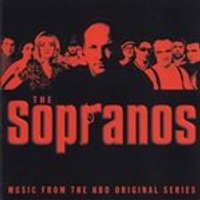 Original Soundtrack - Sopranos (Music CD)