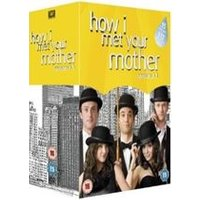 How I Met Your Mother Season 1-5