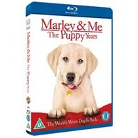 Marley And Me 2 - The Puppy Years (Blu-Ray)