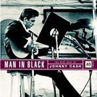 Johnny Cash - Man In Black - Very Best Of (Music CD)