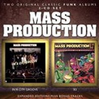 Mass Production - In a City Groove/83 (Music CD)