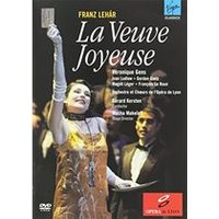 La Veuve Joyeuse, by Franz Lehar [French Version] (Opera de Lyon 2006) [DVD] [2009] [NTSC]