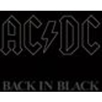 AC/DC - Back in Black (Music CD)